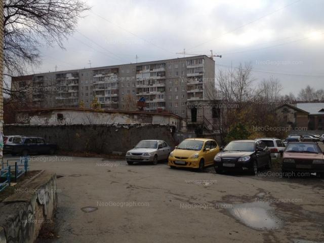 Адрес(а) на фотографии: улица Буторина, 2, Екатеринбург