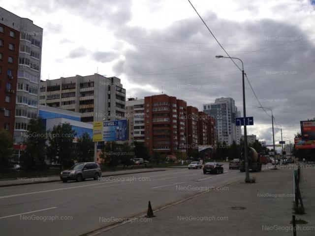 Адрес(а) на фотографии: улица Фурманова, 63, 67, 103, Екатеринбург