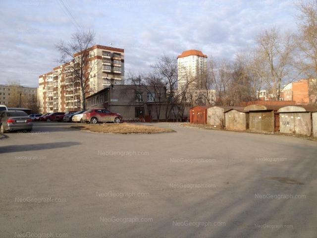 Адрес(а) на фотографии: Среднеуральская улица, 9, Екатеринбург