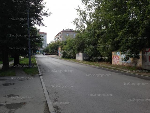 Адрес(а) на фотографии: улица Крауля, 52, Екатеринбург