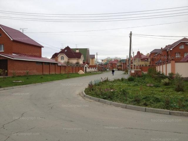 Address(es) on photo: Barvinka street, 6, Yekaterinburg