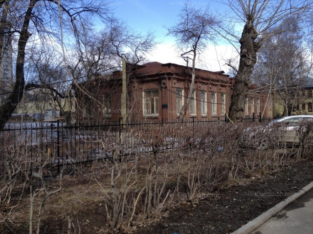 Адрес(а) на фотографии: улица Челюскинцев, 3, 3А, Екатеринбург