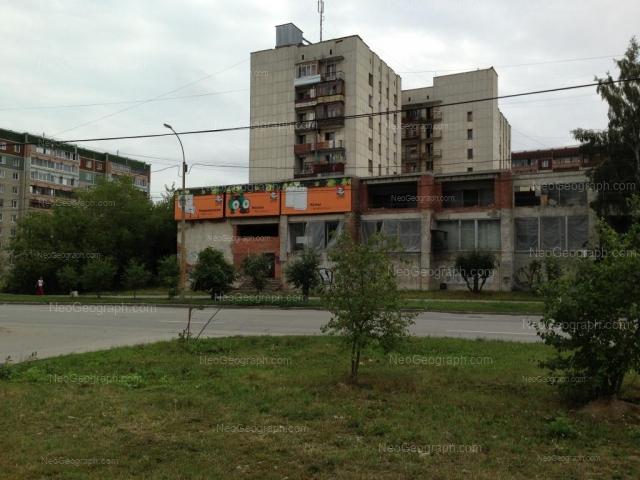 Адрес(а) на фотографии: улица Фрезеровщиков, 34, 38, Екатеринбург