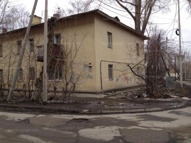 Адрес(а) на фотографии: Комвузовская улица, 21, Екатеринбург