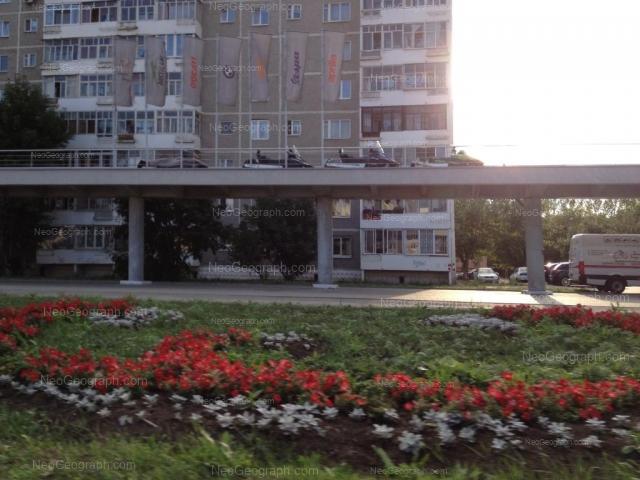 Адрес(а) на фотографии: улица Щорса, 30, Екатеринбург