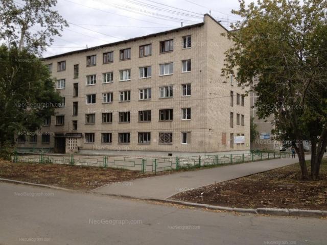 Адрес(а) на фотографии: улица Щорса, 32, 36, Екатеринбург