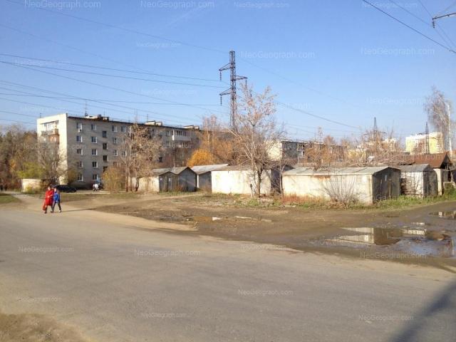 Address(es) on photo: Slaviyanskaya street, 54, 56, Yekaterinburg