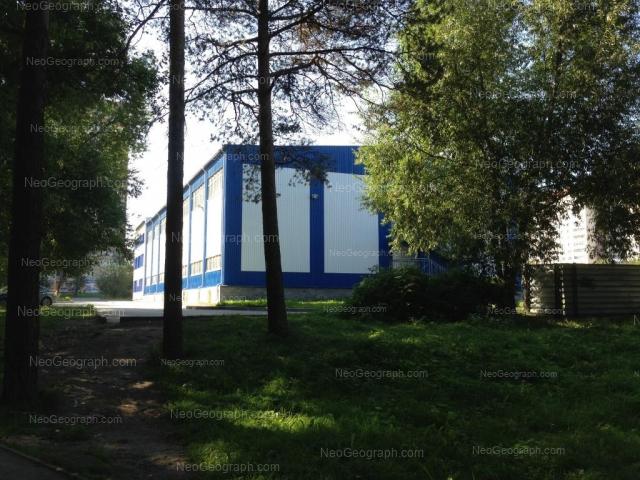 Адрес(а) на фотографии: Санаторная улица, 24, Екатеринбург
