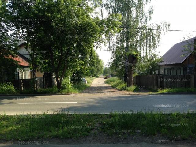 Адрес(а) на фотографии: Краснополянский переулок, 1А, 2А, Екатеринбург