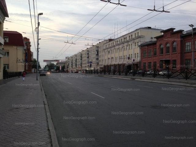 Адрес(а) на фотографии: улица Карла Либкнехта, 5, 8А, 8Б, 16, Екатеринбург