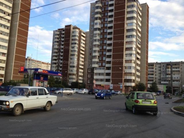 Address(es) on photo: Akademika Shvartsa street, 2 к1, 2 к2, 2 к3, 2В, Yekaterinburg
