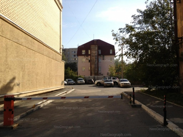 Адрес(а) на фотографии: улица Мира, 33, Екатеринбург