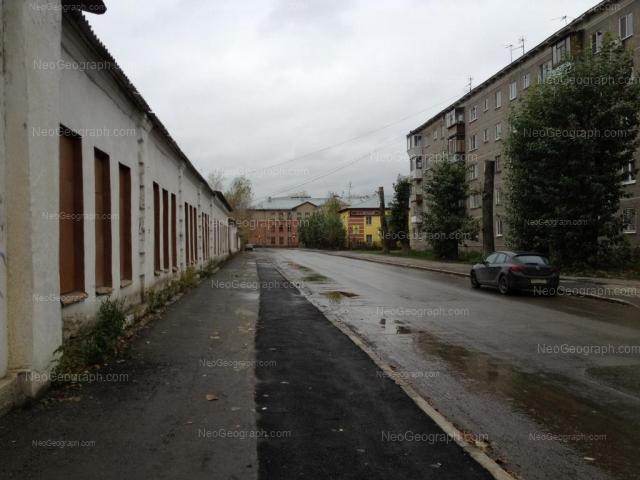 Адрес(а) на фотографии: Шатурская улица, 4в, 5, Екатеринбург