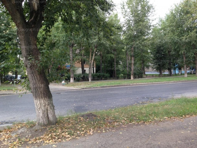 Адрес(а) на фотографии: Военная улица, 13, Екатеринбург