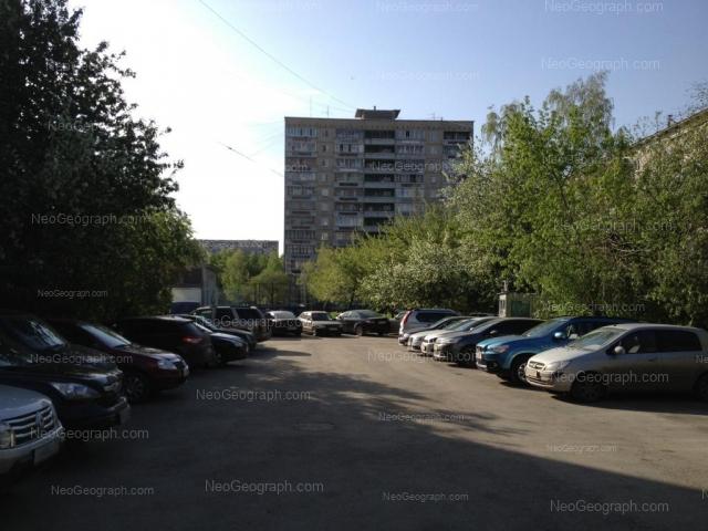 Адрес(а) на фотографии: улица Академика Бардина, 32/1, 34, Екатеринбург