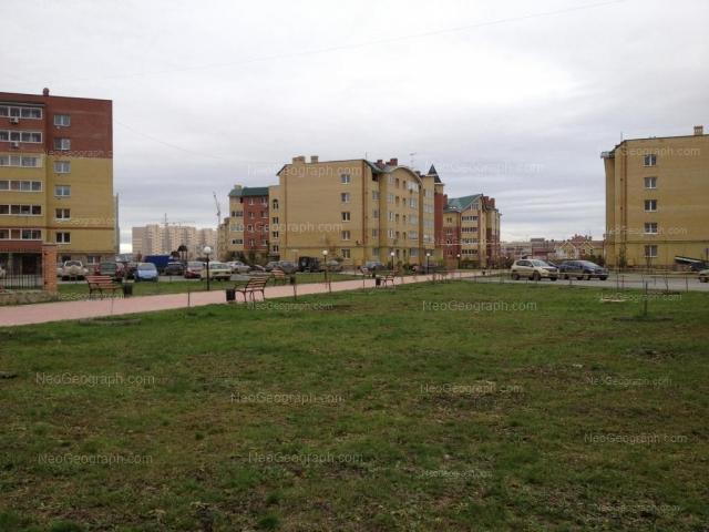 Адрес(а) на фотографии: Кольцевая улица, 27, 29, 32, Екатеринбург