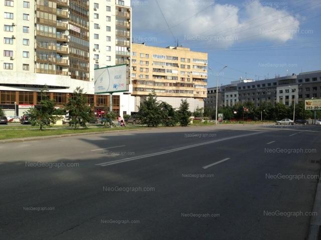Адрес(а) на фотографии: улица Антона Валека, 12, 13, 15, Екатеринбург