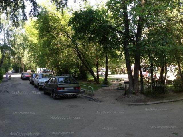 Адрес(а) на фотографии: улица XXII Партсъезда, 19А, Екатеринбург