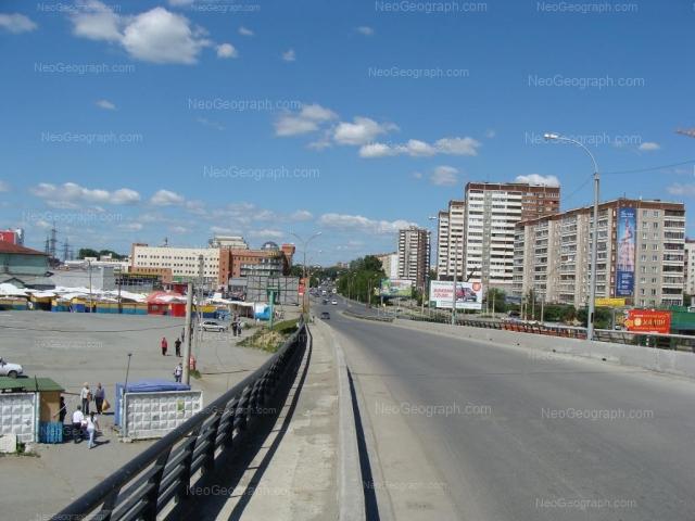 Адрес(а) на фотографии: Техническая улица, 14, 16, 19, 20, Екатеринбург