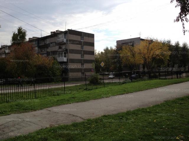 Адрес(а) на фотографии: Кунарская улица, 22, 51, 53, Екатеринбург