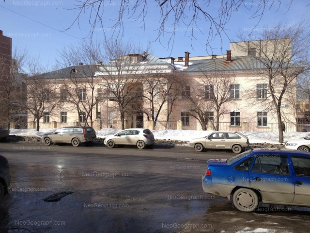 Адрес(а) на фотографии: Комсомольская улица, 32, Екатеринбург