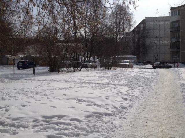 Адрес(а) на фотографии: Уральская улица, 70А, Екатеринбург