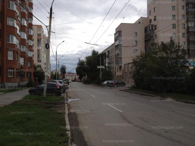Адрес(а) на фотографии: улица Чапаева, 21, 23, 28, Екатеринбург