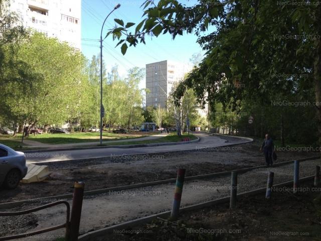 Address(es) on photo: Reshetnikova driveway, 6, 12, Yekaterinburg