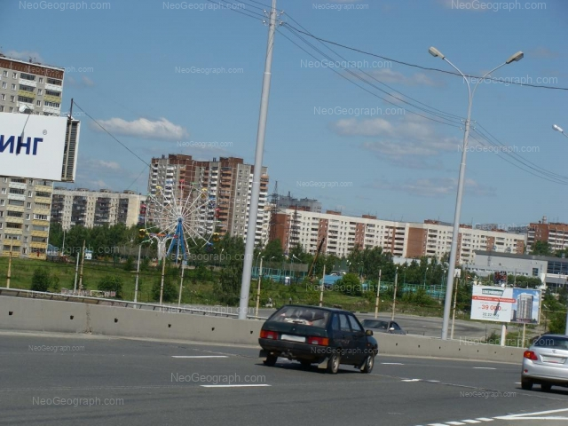 Адрес(а) на фотографии: Таватуйская улица, 2, 2/2, Екатеринбург