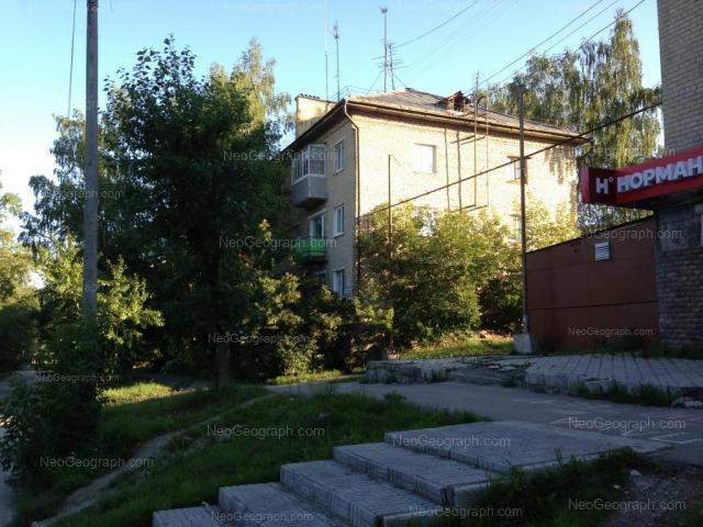 Адрес(а) на фотографии: улица Ползунова, 28, Екатеринбург