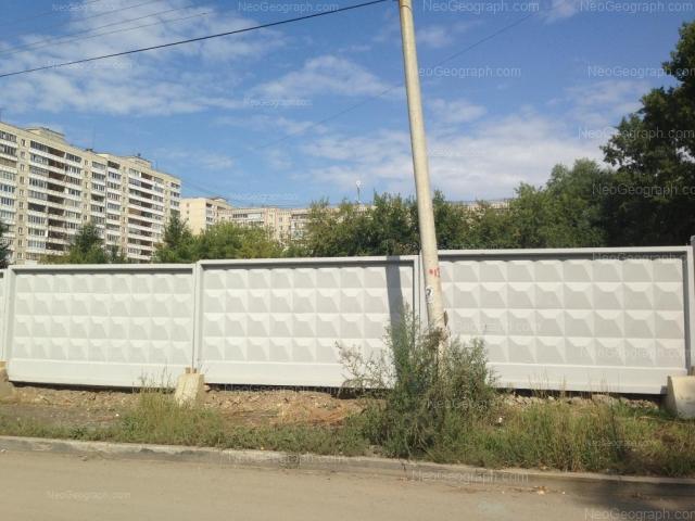 Адрес(а) на фотографии: Коллективный переулок, 19, Екатеринбург