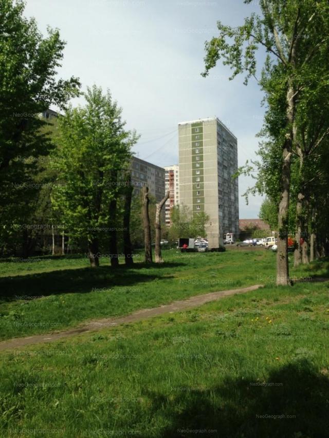 Адрес(а) на фотографии: Автомагистральная улица, 27, 29, 33, Екатеринбург