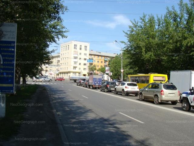 Адрес(а) на фотографии: улица Декабристов, 2, 4, Екатеринбург