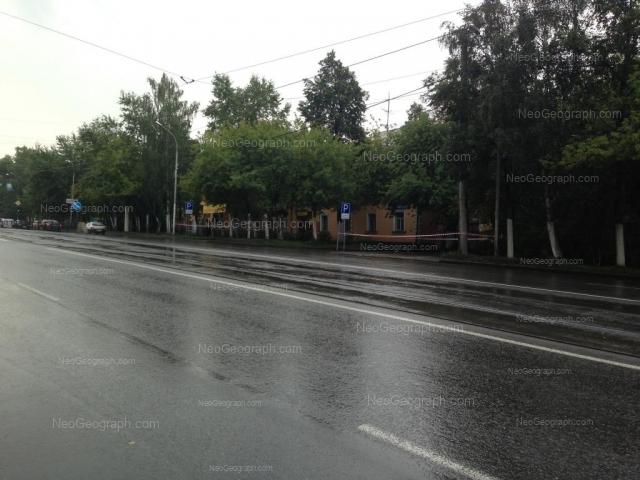Адрес(а) на фотографии: улица Старых Большевиков, 17, Екатеринбург