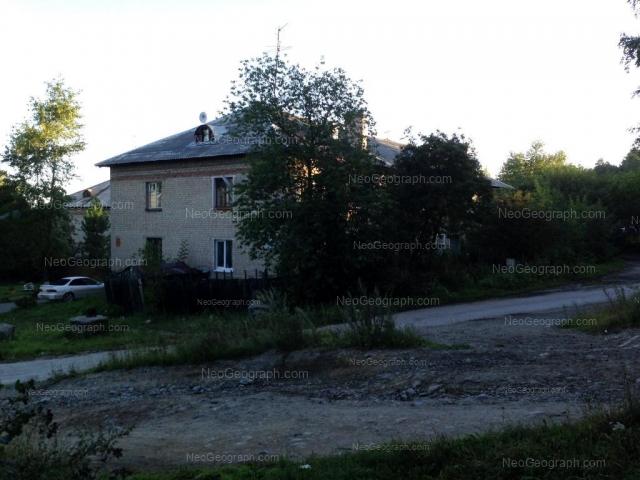 Address(es) on photo: Polzunova street, 10, Yekaterinburg