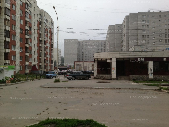 Адрес(а) на фотографии: улица Стачек, 55, 55А, 57, Екатеринбург