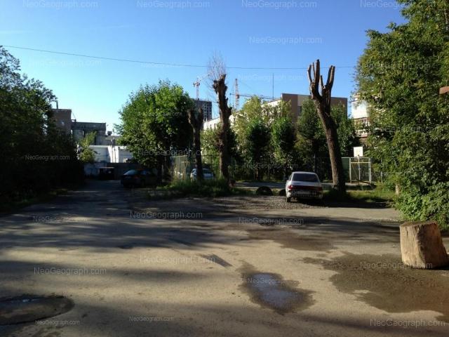 Адрес(а) на фотографии: улица Старых Большевиков, 4, Екатеринбург