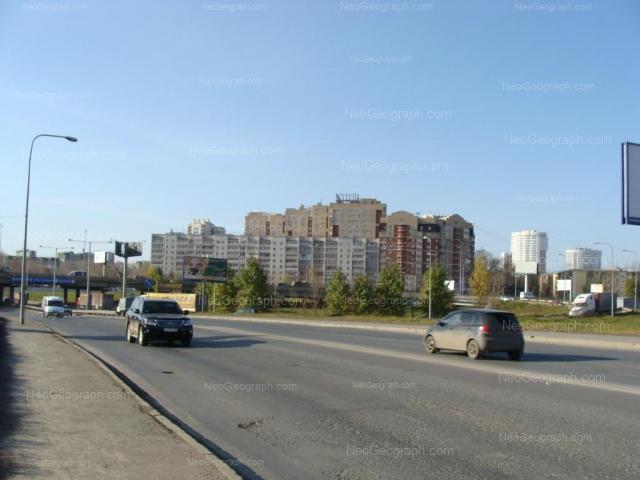Address(es) on photo: Onezhskaya street, 4а, 6а, 8а, 9, 10, 12, Yekaterinburg