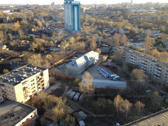 Адрес(а) на фотографии: Благодатская улица, 66, Екатеринбург