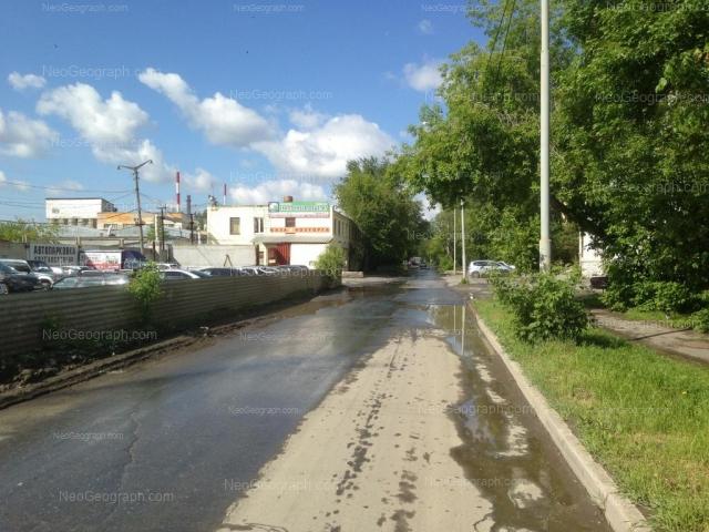 Адрес(а) на фотографии: улица Лукиных, 1, 4, Екатеринбург