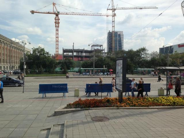 Адрес(а) на фотографии: Банковский переулок, 1, Екатеринбург