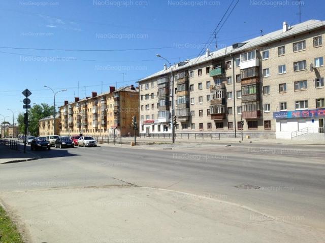 Адрес(а) на фотографии: Донбасская улица, 23, 25, 27, Екатеринбург