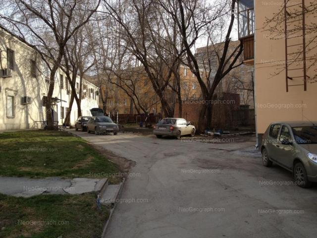 Адрес(а) на фотографии: Красный переулок, 7, Екатеринбург