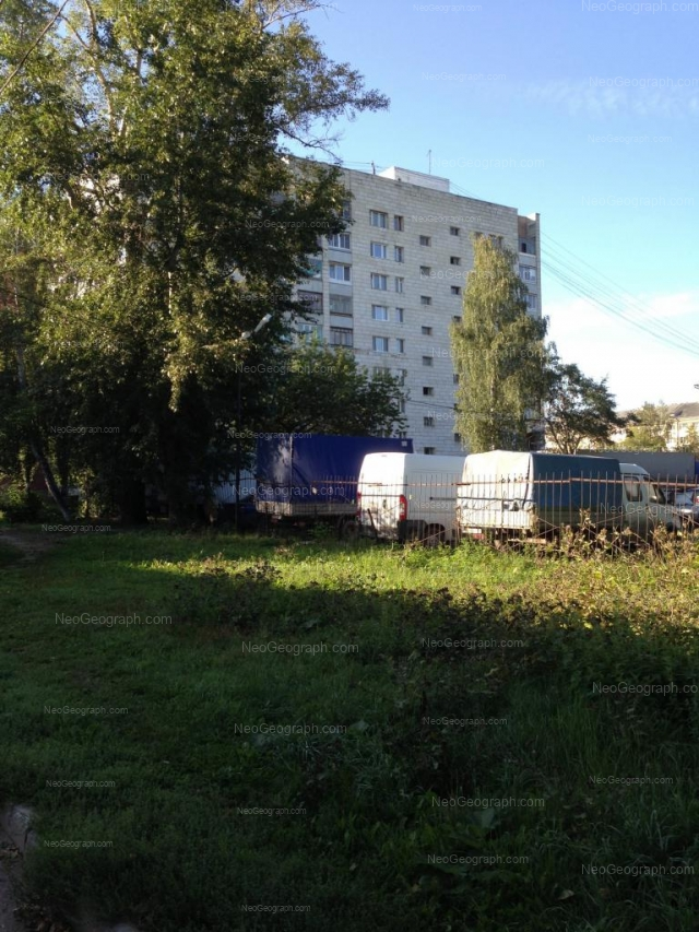Адрес(а) на фотографии: улица Замятина, 20, Екатеринбург