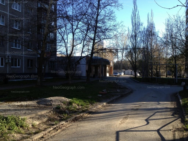 Адрес(а) на фотографии: Волгоградская улица, 188, Екатеринбург