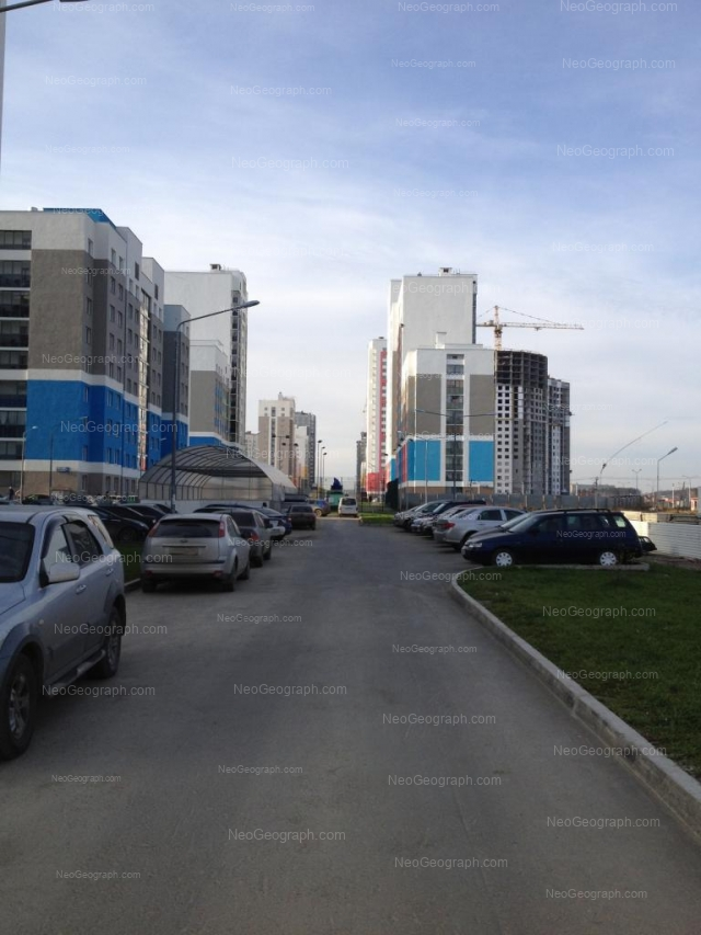 Адрес(а) на фотографии: улица Вильгельма де Геннина, 32, Екатеринбург