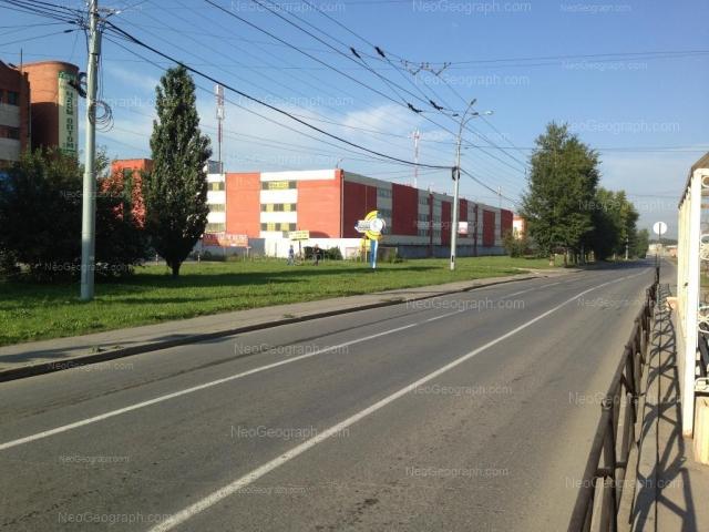 Address(es) on photo: Frontovikh Brigad street, 12, Yekaterinburg