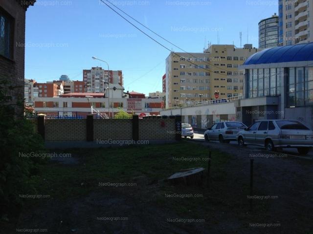 Адрес(а) на фотографии: улица Вайнера, 15, 36, 40, Екатеринбург