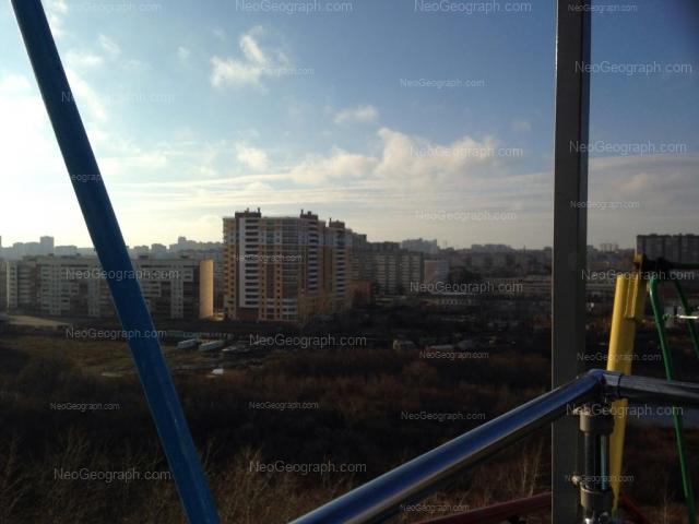 Address(es) on photo: Mashinnaya street, 3А, Yekaterinburg