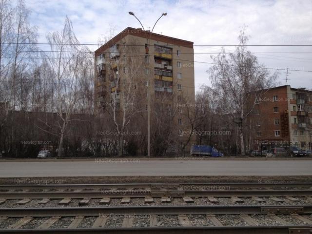 Адрес(а) на фотографии: улица Блюхера, 71/2, 73, 75/1, 75/3, Екатеринбург
